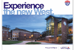 Experience the new West