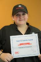 Book Scholarship Award, Katherine Kendrick
