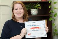 Professional Development Award - Kristi Conner