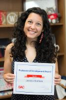 Professional Development Award - Jessica Dunham