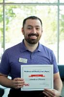 Professional Development Award - Johnathan Williams