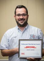 Professional Development Award - Jason Lawler