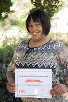 Professional Development Award - Felisha Kendrix