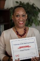 Professional Development Award - Iteeah Pounds