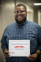 Professional Development Award - Darius Thomas