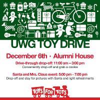 Toy Drive Flier
