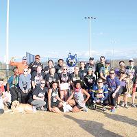 UREC and Wolfie Mardi Gras 5K Participants