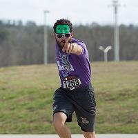 Mardi Gras 5K Spirited Runner