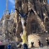 Stunts in Barcelona