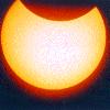 December 13, 1974 Partial Solar Eclipse
