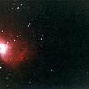 Orion Nebula Photographed January, 1995