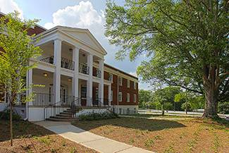 UWG Newnan Wins 2016 Georgia Trust's Preservation Award