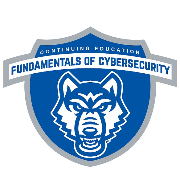 Fundamentals of Cybersecurity Digital Badge