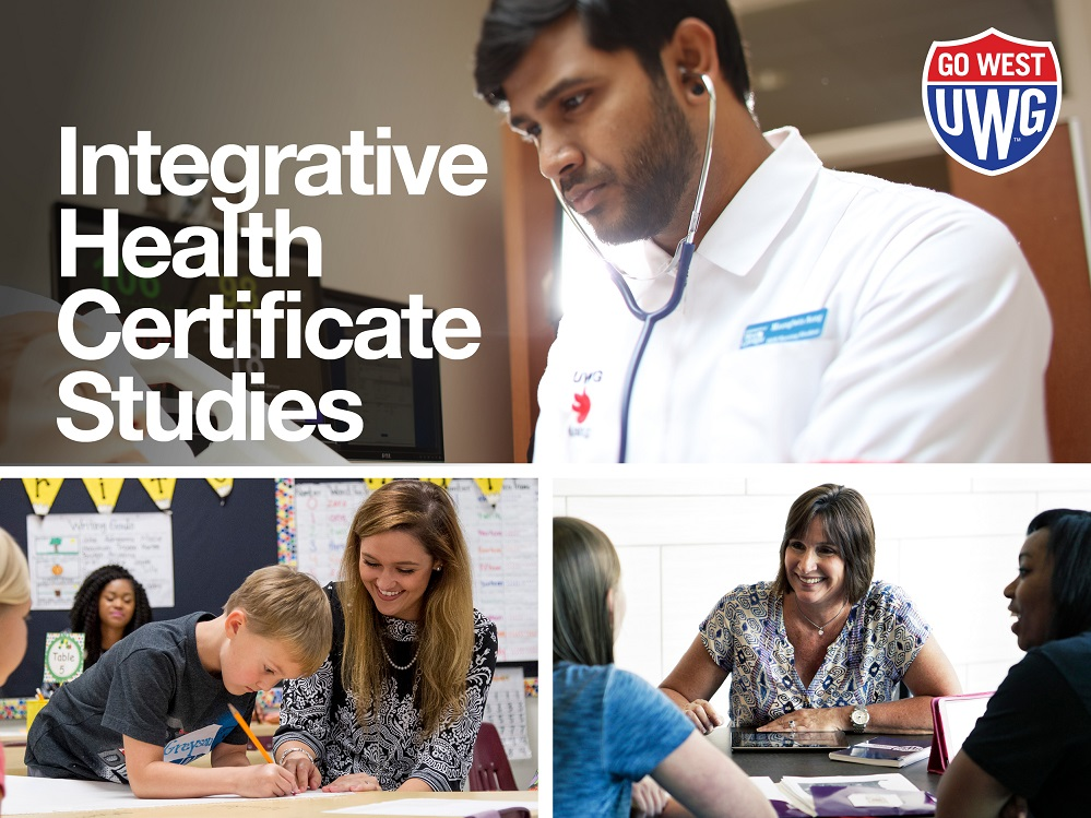 UWG | Integrative Health Certificate Studies