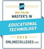 Master's in Educational Technology