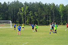 Lundy Soccer Camp
