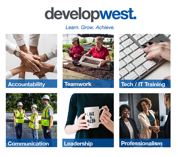 DevelopWest Homepage