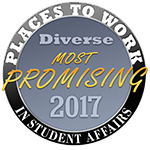 2017 Most promising places to work seal