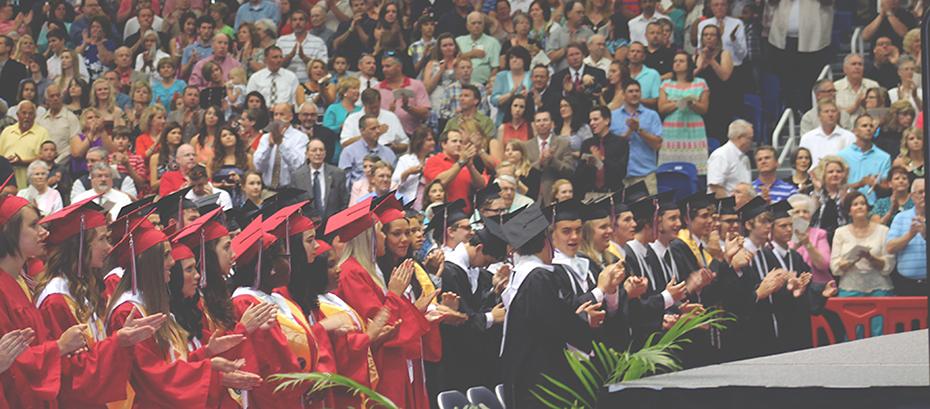 2016 Alexander High School Graduation Ceremony