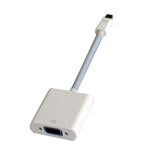 VGA to Mini Display MAC Adapter