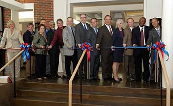 City of Newnan Holds Ribbon Cutting Ceremony for UWG Newnan