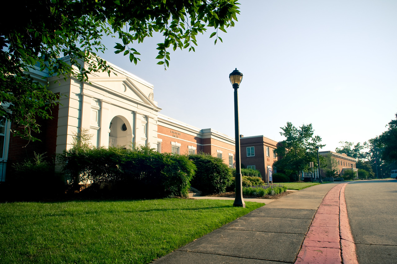 Image of a UWG Campus Building