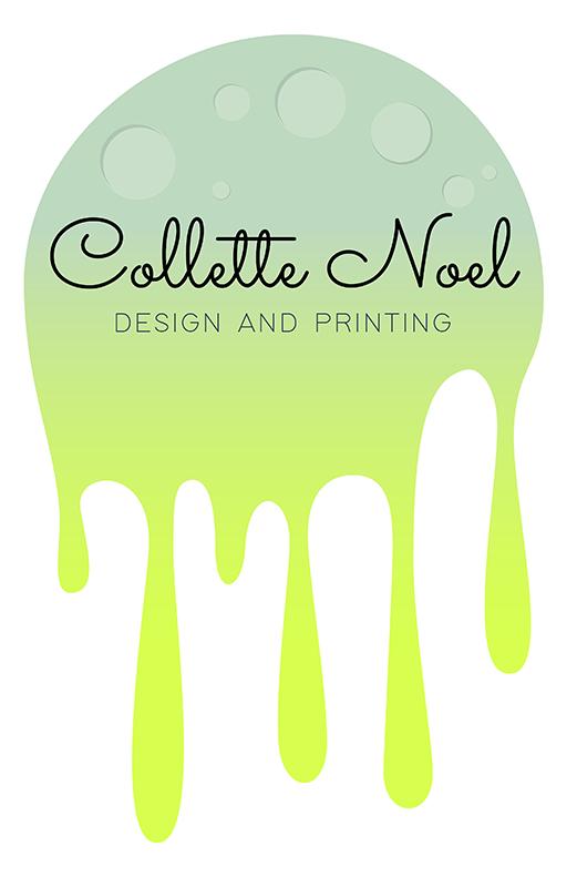 Logo for Collette Noel Design & Printing
