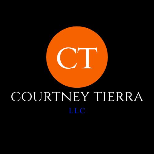Logo for Courtney Tierra LLC