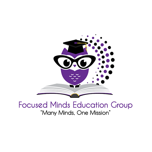 Logo for Focused Minds Education Group