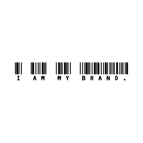 Logo for I Am My Brand, LLC.