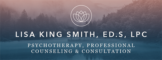 Logo for Lisa King Smith, EdS, LPC, LLC