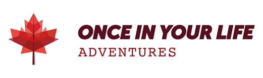 Logo for Once in Your Life Adventures LTD.