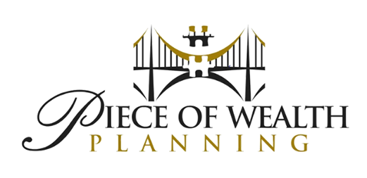 Logo for Piece of Wealth Planning LLC