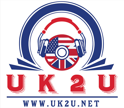 Logo for UK2U Discos and Events