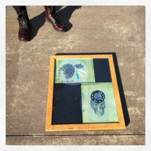Screen Printing outside