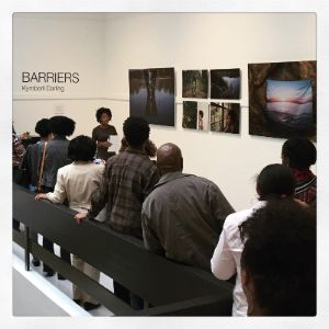 Barriers Art Gallery show