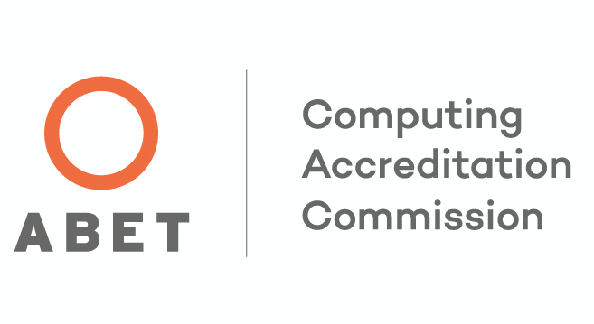 Program Accredited by the Computing Accreditation Commission of ABET