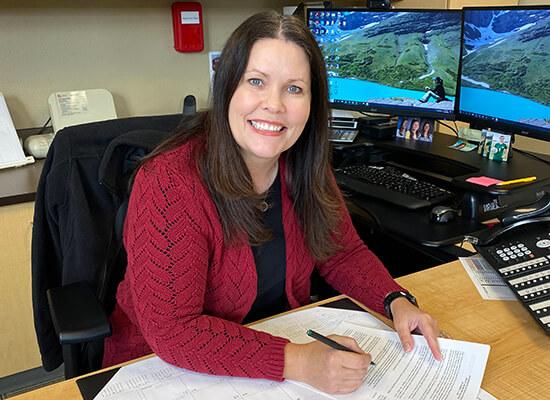 Dr. Laurie Barron