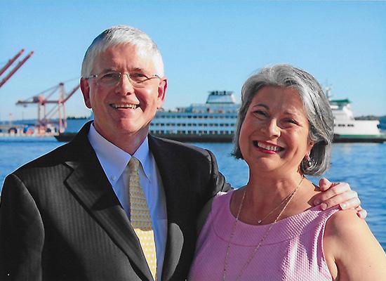 Rick and Honey Shackelford