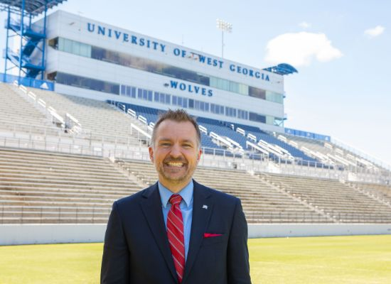 True Grit: Carmichael Joins UWG as New Director of Athletics
