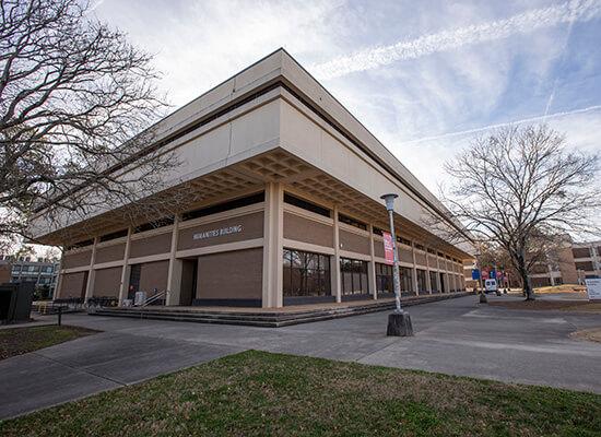 UWG Humanities Building