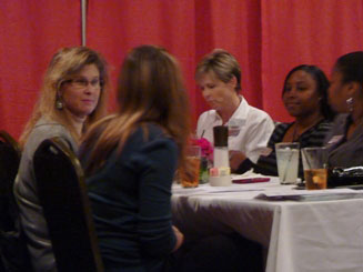 Mentor Networking Dinner - 2012