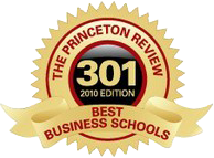 2001 The Princeton Review Best Business Schools