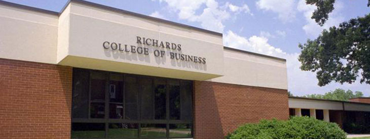Richards College of Business Building