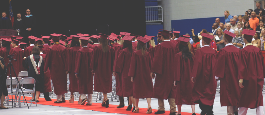 Central High School 2016 Graduation Ceremony