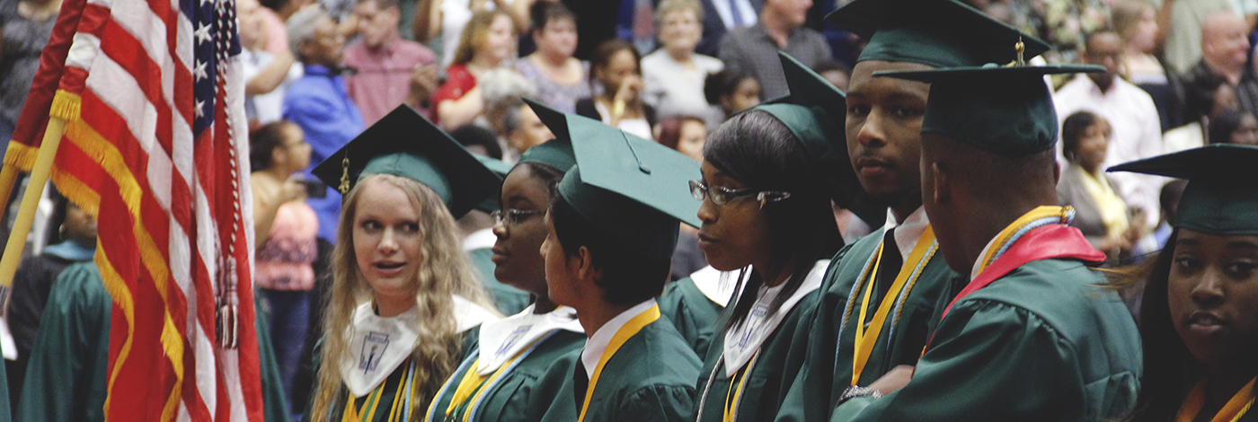 Lithia Springs High School Graduation 2017