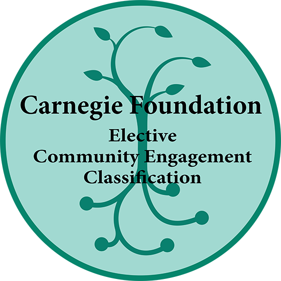 Carnegie Foundation Public Service and Outreach Seal