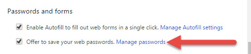 Chrome Password Removal Image 3