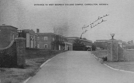 Front Campus Drive 1940