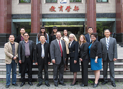 UWG Reaffirms Academic Relationships with University in China